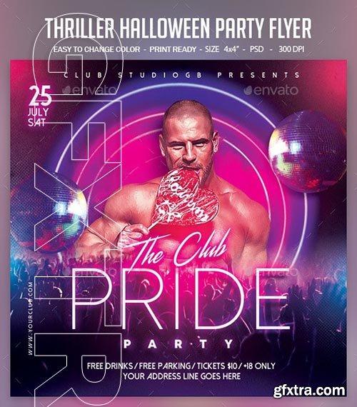 GraphicRiver - Pride Flyer 24533469