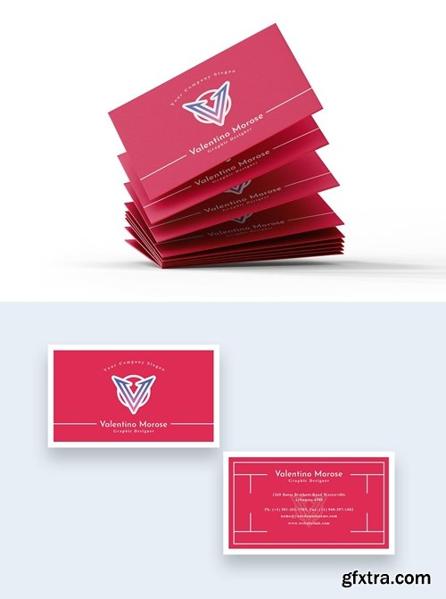 Designer Creative Business Card Template