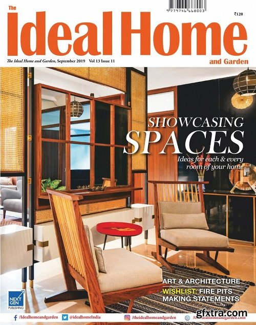 The Ideal Home and Garden - September 2019