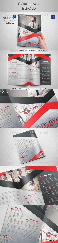 GraphicRiver - Corporate Bifold 8836339