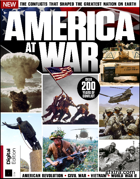 History Of War - America At War - Second Edition 2019