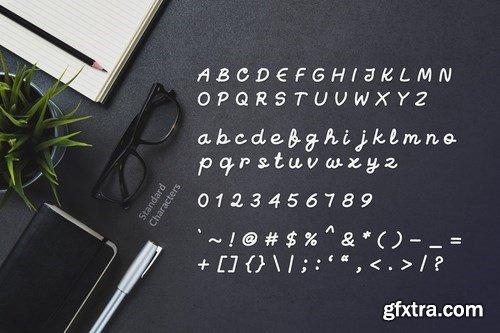 CM - Biban Handwritten Script 4082933