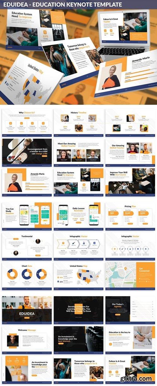 Eduidea - Education Keynote Template