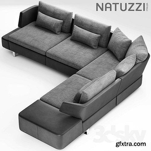 Sofa Natuzzi Opus