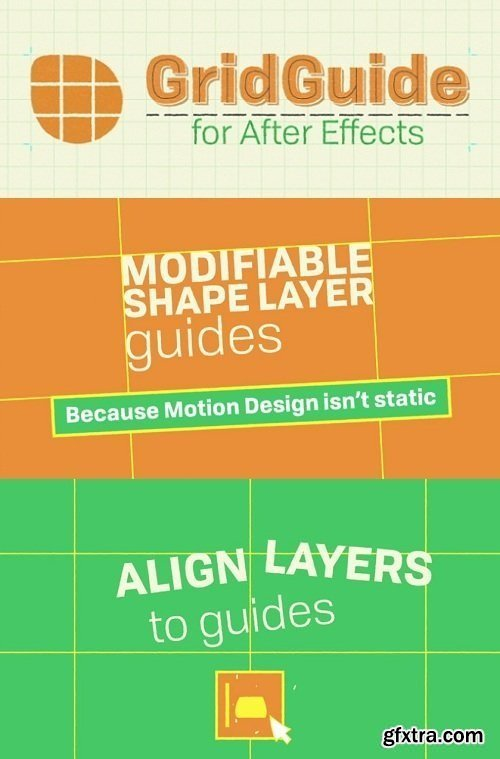 Aescripts GridGuide v1.1.001 for After Effects