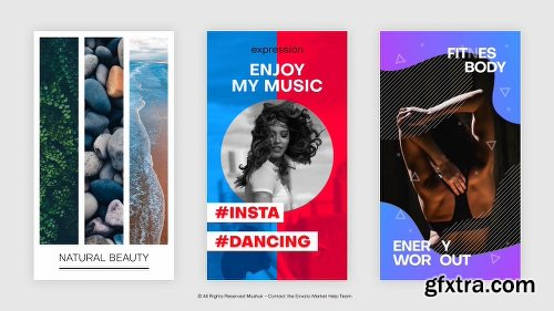 Videohive Instagram Stories 24461624