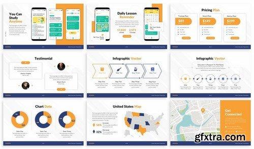 Eduidea - Education Google Slides Template