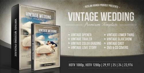 Udemy - Vintage Wedding Package