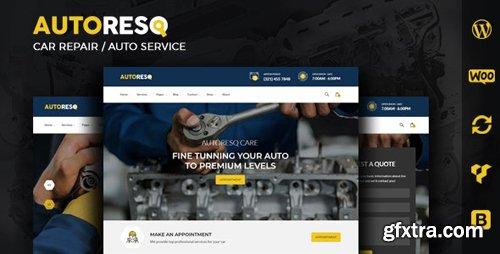 ThemeForest - Autoresq v2.1.5 - Car Repair and Auto Mechanic WordPress Theme - 22307663