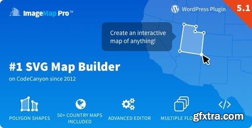 CodeCanyon - Image Map Pro for WordPress v5.1.6 - SVG Map Builder - 2826664