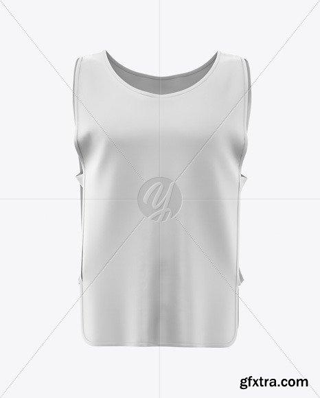 Sleeveless Shirt Mockup 48539
