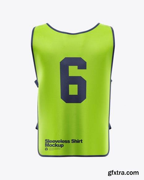Sleeveless Shirt Mockup 48551