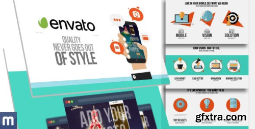 VideoHive Smart Solution - Template For The Advertising 9438740