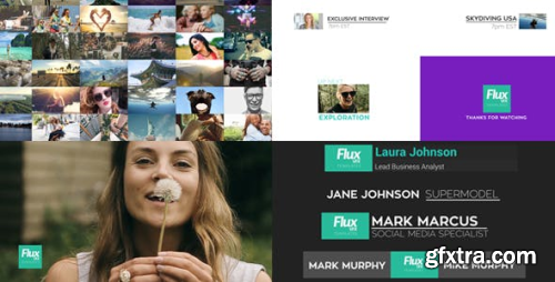 VideoHive The Grid Graphics Pack 13936393