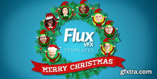 VideoHive Christmas Elves Faces 13708790
