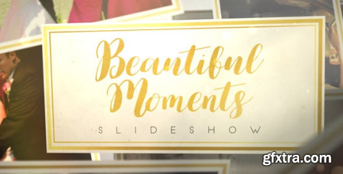 VideoHive Beautiful Moments Slideshow 17599215
