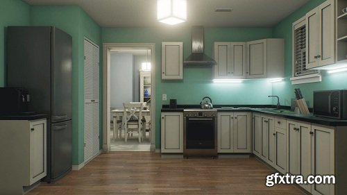 Unreal Engine - HQ Residential House