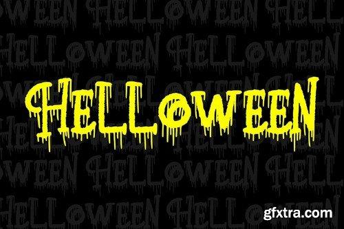 Dead Night Horror Font
