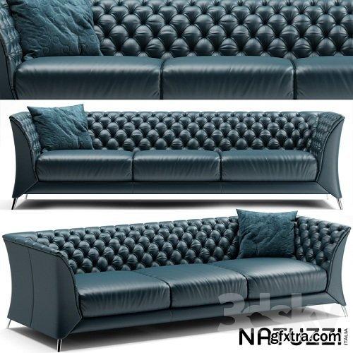 Sofa natuzzi La Scala