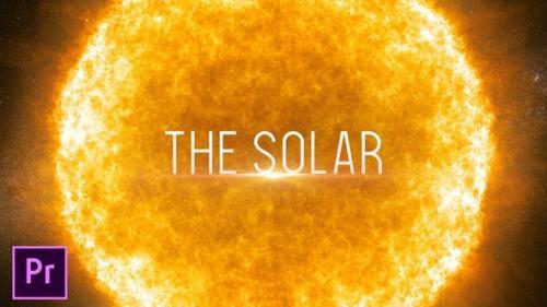Udemy - The Solar - Cinematic Trailer - Premiere Pro