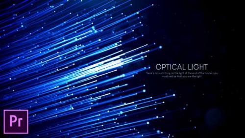Udemy - Optical Light Inspiring Titles - Premiere Pro