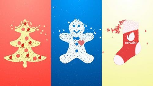 Udemy - Stylish Christmas Logo
