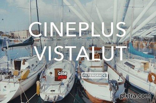 CinePlus - VistaLUT (Win/Mac)