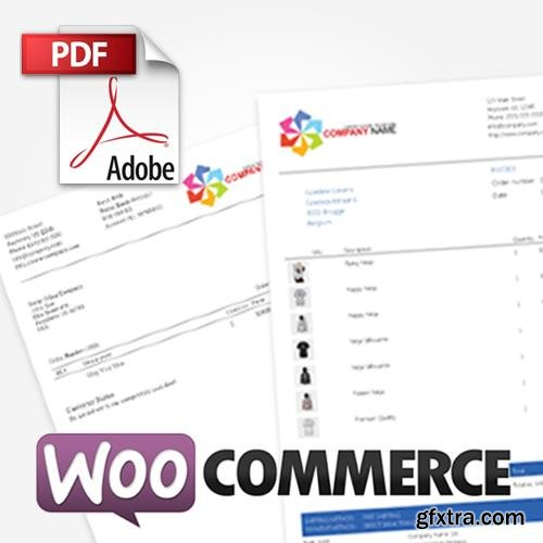 WooCommerce PDF Invoices & Packing Slips Professional v2.2.14 - WPOvernight