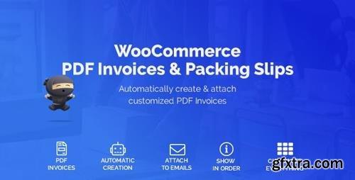 CodeCanyon - WooCommerce PDF Invoices & Packing Slips v1.1.5 - 22847240