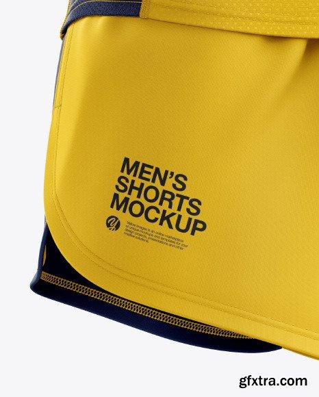 Men's Running Kit mockup 48676