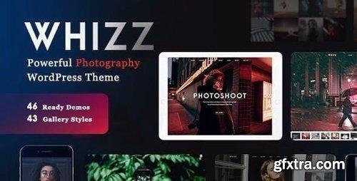 ThemeForest - Whizz v2.0.8 - Photography Theme - 20234560