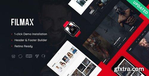 ThemeForest - Filmax v1.1.0 - Cinema & Movie News Magazine WordPress Theme - 21430771