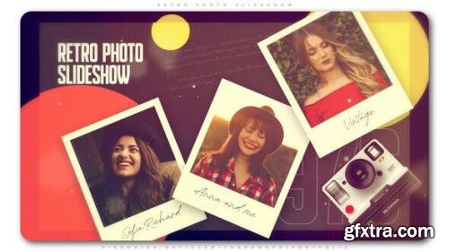 VideoHive Retro Photo Slideshow 24535090