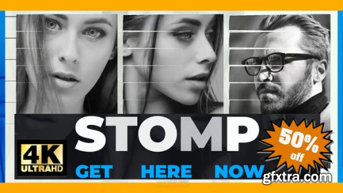 VideoHive Stomp opener 24117126