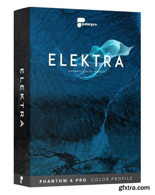 Elektra - Cinematic Color Presets | Phantom 4 Pro/Adv Edition