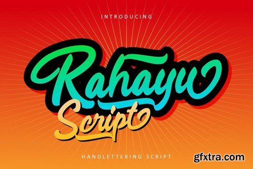 CM - Rahayu Script 4099049