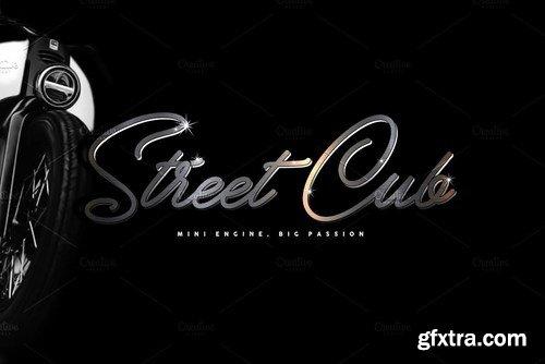 CM - BOBBER BOLD & Cubs Script (FONT DUO) 4100185
