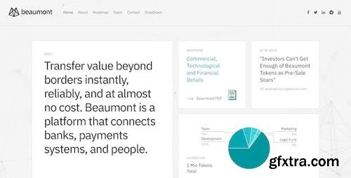 ThemeForest - Beaumont v1.0.0 - Finance Drupal Theme - 24576402