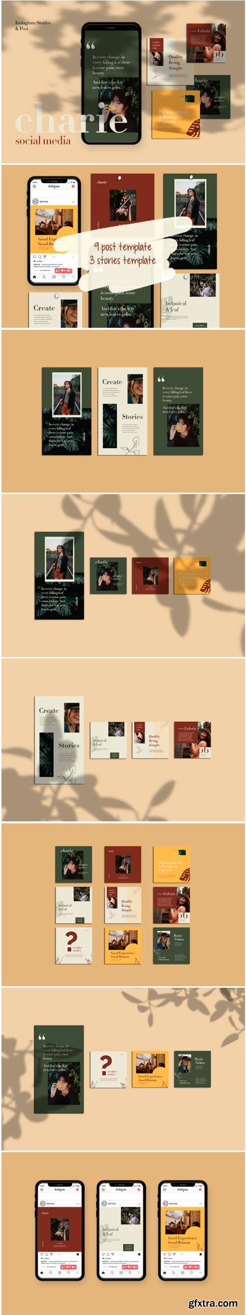 Charies Instagram Templates 1766742
