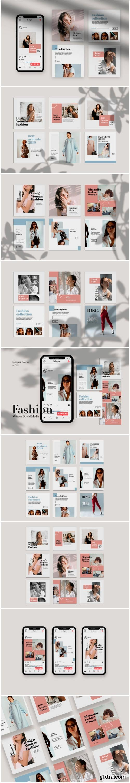 Fashion Instagram Templates 1766744