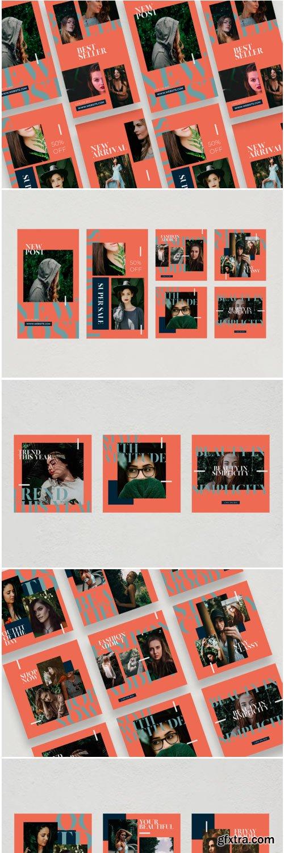 Fashion Instagram Templates 1767288