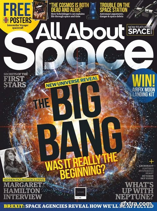All About Space - Issue 95 , 2019