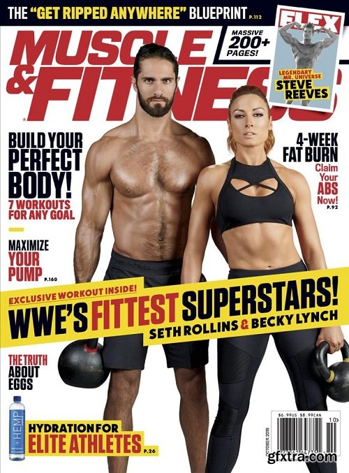 Muscle & Fitness USA - October 2019