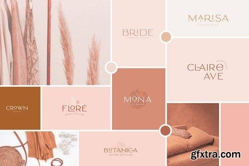 CM - Classy Marisa - Elegant Typeface 4090012