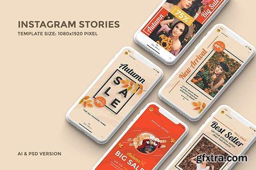 Instagram Stories Template 2