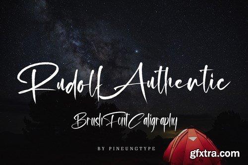 Rudolf Authentic