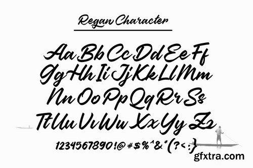 CM - Regan Script 4085000