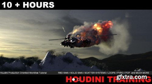 VFX Studio Oriented / Houdini FX Training