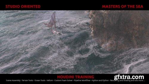 VFX Studio Oriented / Masters of The Sea