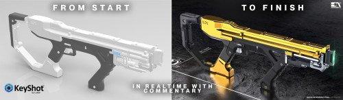 Lighting Fundamentals and Rendering in Keyshot